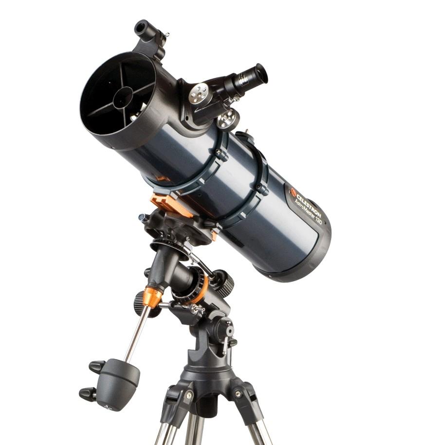 Celestron Astromaster 130eq Md Motor Drive Telescope