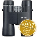 Minox HG line Binoculars - German engineered -Winner Best Wildlife & Hunting Binocular 2012