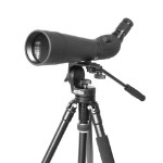 Olivon T-800 20-60x80 Spotting Scope with Olivon TR15010 Camera Tripod