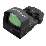 Sightron SRS-6 Red Dot Reflex Sight, Matte Black with 6 MOA Dot Reticle - with Picatinny-Style Mount