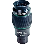 Meade Series 5000 Mega Wide Angle Eyepieces (MWA) (Fully Multi-Coated, 100 Degree AFOV)