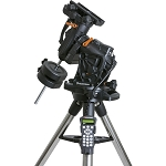 Celestron CGX GoTo EQ Mount with Tripod - Sky and Telescope's 2017 Hot Product