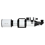Explore Scientific AR127 f/6.5 Air-Spaced Doublet Achromat Refractor w  Bresser EXOS-2GT GoTo Mount