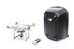 DJI Phantom 3 Advanced  with Extra Battery Bundle and  Hardshell Backpack