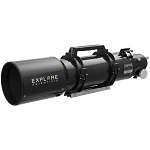 Explore Scientific ED102 Carbon Fiber f/7 Air Spaced Triplet with Hoya FCD100 optics