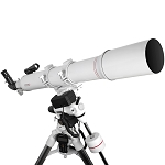 Explore Scientific FirstLight AR102mm White Tube Refractor with EXOS-2 Mount White with GOTO