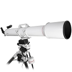 Explore Scientific FirstLight AR127mm White Tube Refractor with EXOS-2 Mount White with GOTO