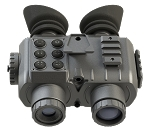 GSCI QUADRO-G Multi-Spectral Compact Thermal Fusion Goggles ( Helmet/head mountable )