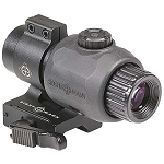 Sightmark XT-3 Tactical Magnifier with LQD Flip Mount