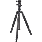 Sirui T-024X Traveler Light Carbon Fiber Tripod with C-10S Ball Head