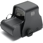 EOTech XPS2 Holographic Weapon Sight 2015 Edition (Ring with Single Red Dot Reticle)