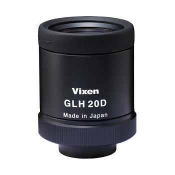 Vixen Optics GLH20D 14x/20x/27x Spotting Scope Eyepiece