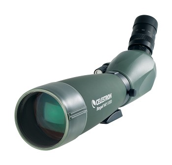 Celestron Regal M2 80ED Spotting Scope with 20-60x Eyepiece (Angled Viewing)