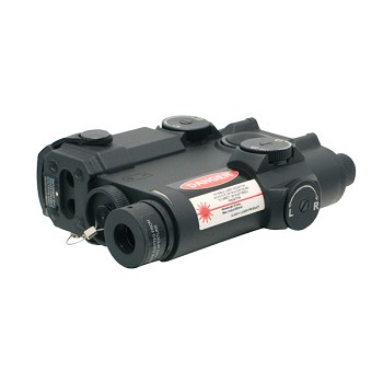 Newcon Optik LAM 3G Visible and Infrared Laser Aiming Device