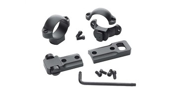 Leupold STD Mounts with Rings Sets Combo Packs