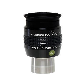 "Explore Scientific 68° Series 20mm Eyepiece (1.25"")"