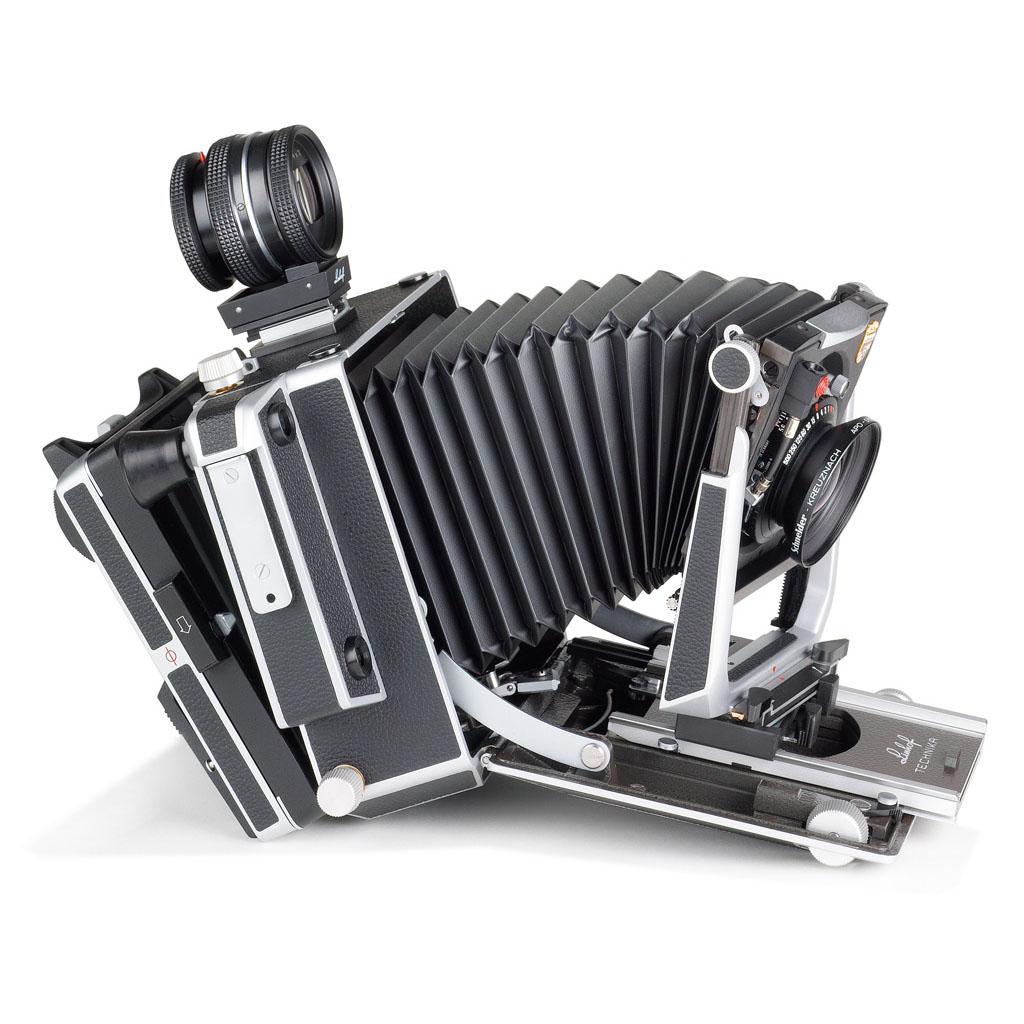 "Chambre 4x5: Linhof 4x5 Master Technika ""Classic"" Rangefinder Metal"