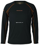 Scent-Lok 01810-090 Baseslayer Lightweight Top Black
