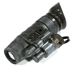 ACTinBlack MUM-14 Night Vision Monocular - High Optical Performance Version of PVS-14