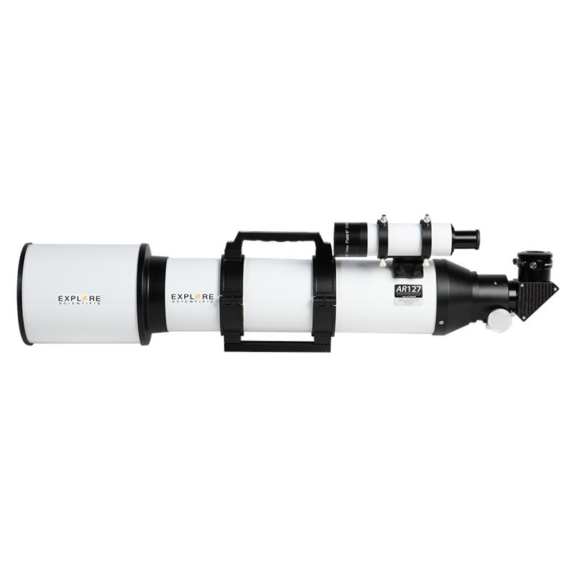 Explore Scientific AR127 f/6 5 Air-Spaced Doublet Achromat Refractor