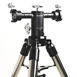 Explore Scientific Twilight II Deluxe Dual-Head Altaz Mount with Pier Extension