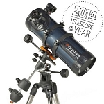 Celestron AstroMaster 114EQ Telescope - Best Telescope for Beginners
