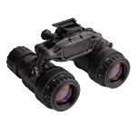 ACTinBlack DTNVS-14 Dual Tube Night Vision Binocular -  equipped with AN/PVS-14 objectives and PVS14 Oculars which are intended for ground use