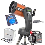 Celestron NexStar 6SE Computerized Telescope Observing Accessory Bundle -Telescope of the Year for 2017