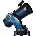 Meade StarNavigator NG 130mm f/7.7 GoTo Reflector Telescope Travel Pack