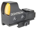 Sightron SRS-2 Pistol Scope 6 MOA, Black