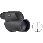 Minox MD 80 ZR Spotting Scope (Attached ocular 20-60x, built-in reticle)