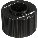 Celestron T-to-C Adapter for Ultima Duo Eyepieces