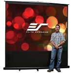Elite Screens FM100V Reflexion Portable Projection Screen 100