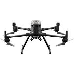 DJI Matrice 300 Commercial Quadcopter with RTK, Battery Station & Shield Basic Kit