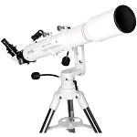 Explore Scientific FirstLight AR102mm White Tube Refractor with the TwiLight I Adjustable Alt-Azimuth Mount