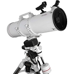 Explore Scientifica FirstLight N150mm White Tube Newtonian with EXOS-2 Mount White with GOTO