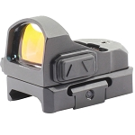 Newcon Optik NC BURD 1x Back-Up Red Dot Sight