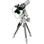 Sky-Watcher Esprit 100 ED APO refractor/Trius SX-42 Camera Kit Telescope