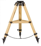 Berlebach Uni 28 Wood Tripod for Telescope Mounts