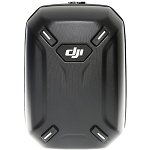 DJI Phantom 3 Hard Shell Backpack for Phantom 3 Professional / Advanced / Standard (Black, DJI Logo)