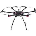 DJI Matrice 600 Pro Hexacopter with Ronin-MX Gimbal Kit