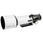 Explore Scientific ED80 CLASSIC WHITE f/6 AIR SPACE TRPLT