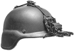 GSCI HM-714LP Low Profile Helmet Mount (Helmet not included)