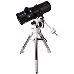Explore Scientific 208mm Photo Newtonian with Carbon Fiber Tube and Bresser EXOS2-GT GoTo Mount