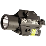 Newcon Optik NCFL 9 LED Illuminator & Laser Aimer (White LED, IR Aiming Laser for NVD)