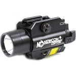 Newcon Optik NCFL 9R LED Illuminator & Laser Aimer (White LED, Red Aiming Laser)