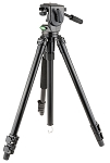 Olivon TR154-11 Tripod with 2-Way Head - For spotting scopes, cameras and video cameras