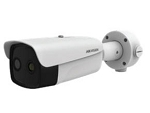 Thermographic Body Temperature Measurement Bullet Camera