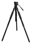 Olivon TR197-16 Tripod with 2-Way Head - For spotting scopes, giant binos, cameras and video cameras