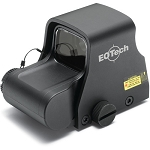 EOTech Model XPS2 Holographic Weapon Sight (Ring with Double Red Dot Reticle)